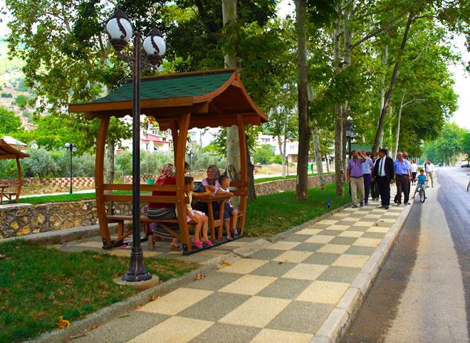 osmaniye bahçe dere kenari