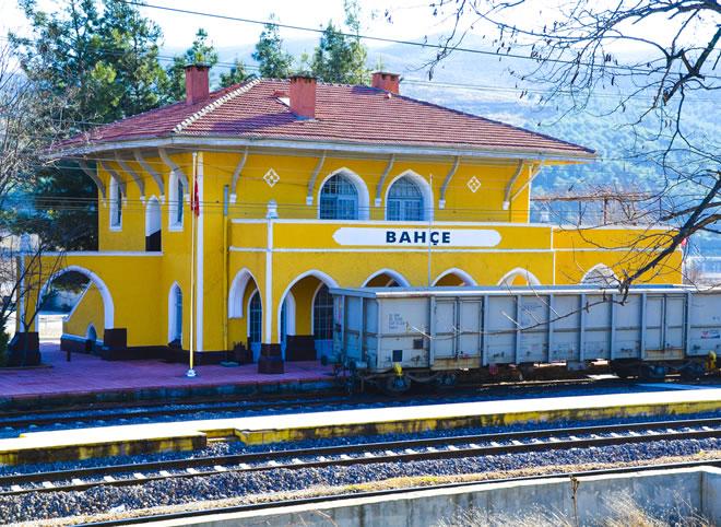 osmaniye bahçe istasyon