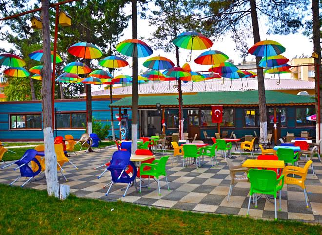 osmaniye bahçe park